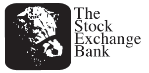The Stock Exchange Bank Mobile Logo